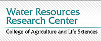 UA Water Resource Research Center